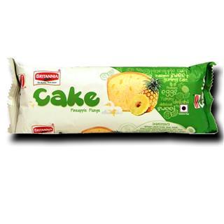 Britannia Cake Pineapple Plunge (65 gm)