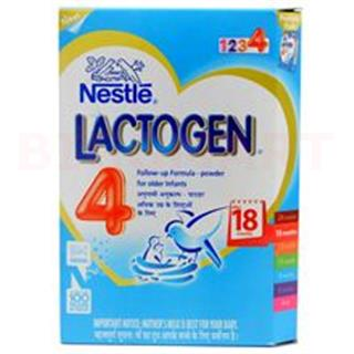 Nestle Lactogen Infant Formula Powder Stage 4 (400 gm)