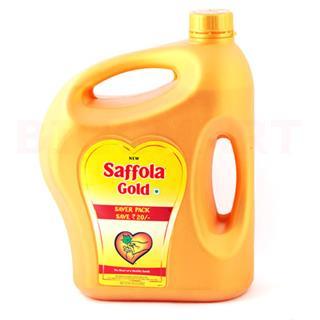 Saffola Gold Oil (5 ltr)