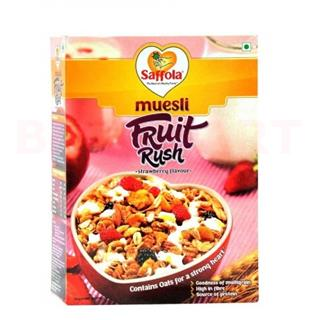 Saffola Muesli Fruit Rush (225 gm)