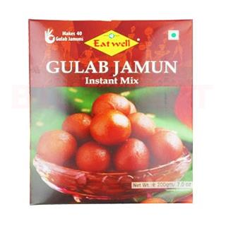 Eat Well Gulabjam Instant Mix (200 gm)