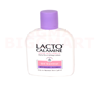 Lacto Calamine Daily Nourishing Lotion Oil Control (60 ml)