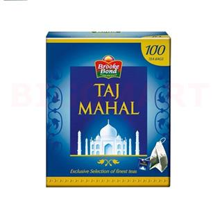 Taj Mahal Leaf Tea Bags (100 no.)