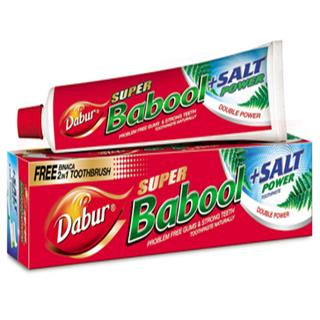 Dabur Toothpaste Babool (Strong Teeth & Healthy Gums) (200 gm)