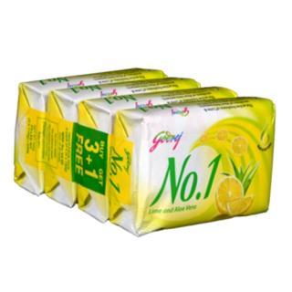 Godrej No 1 (Lime And Alovera) (400 gm)
