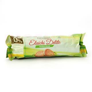 Patanjali Elaichi Delite Biscuits (75 gm)