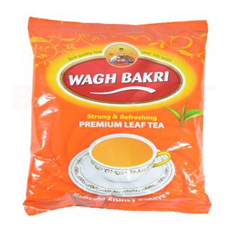 Wagh Bakri Strong & Refreshing Tea (500 gm)