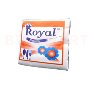 Royal Napkins (100 pcs)