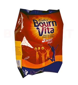 Bournvita 5 Star Refill (500 gm Pouch)