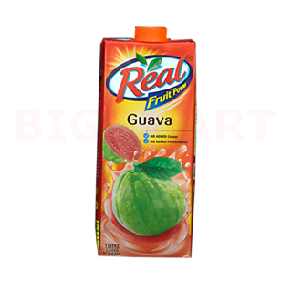 Real Guava Juice (1 ltr)