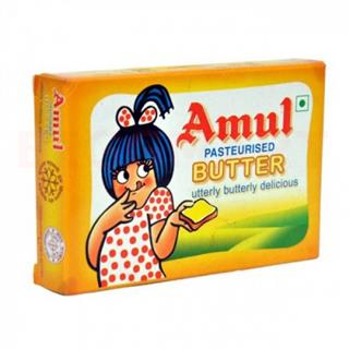 Amul Butter Pasteurized (100 gm)