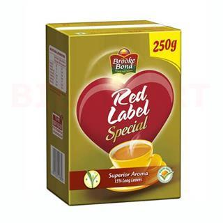 Brooke Bond Red Label Tea Special (250 gm)