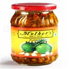 Mothers Recipe Pickle Panjabi Mango (400 Gm Jar)