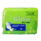 Stayfree Dry Max Ultra Wings (8 Pads)