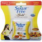Sugar Free Gold Low Calorie Sugar Substitute (Tablets) (30 gm)