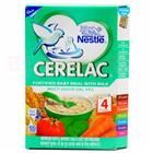 Nestle Cerelac Multi Grain Dal Veg (Stage 4) (300 gm)