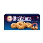 Sunfeast Delishus Gourment Cookies Nuts & Raisins (75 gm)