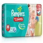 Pampers Pants M (42 pcs)