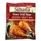 Suhana Chicken Gravy Mix Express Cook (80 gm)