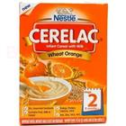 Nestle Cerelac Wheat Orange (Stage 2) (300 gm)