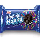 Parle Happy Happy Chocolatey Biscuits (120 gm)