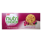 Britannia Nutri Choice Heavens Cranberries And Oats (100 gm)